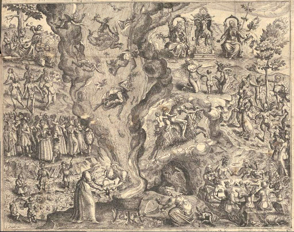Description-et-figure-du-sabbat-des-sorciers-1613-From-Tableav-de-linconstance-des-mauvais-anges-et-demons-Pierre-de-Lancre