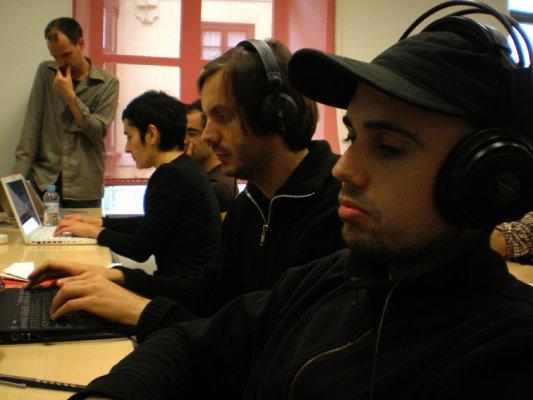 Workshop  @ Bilbao